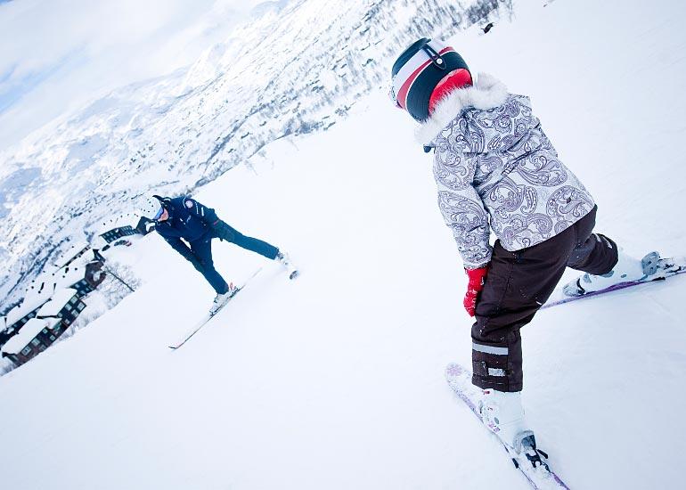 skiinstruksjon